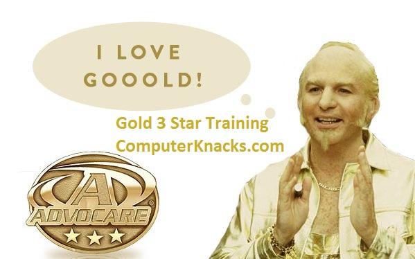 Gold3StarAdvoCare