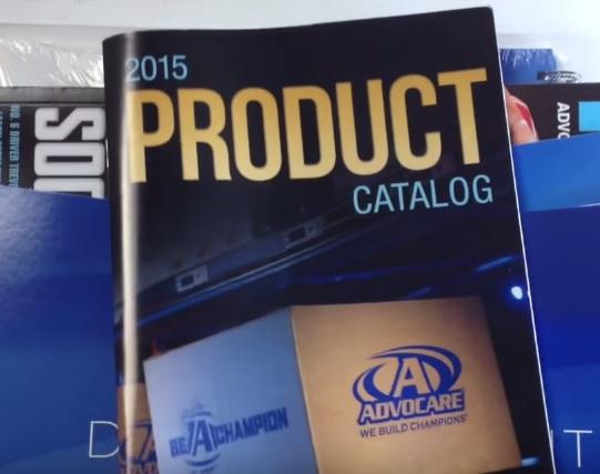 Product_Catalog_AdvoCare