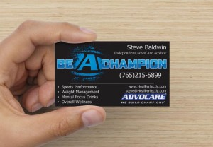 advocare_business_cards